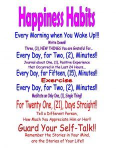 Happiness Habits.1